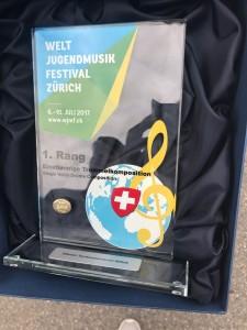 Weltjugendmusik Festival Zürich
